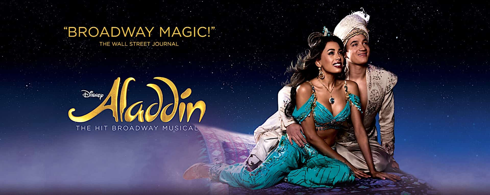 Aladdin-Tickets