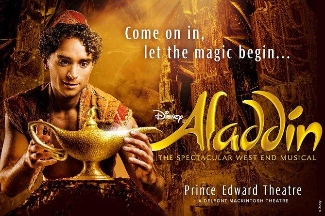 Aladdin Srory