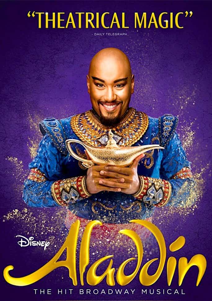 Aladdin-Ticket Information