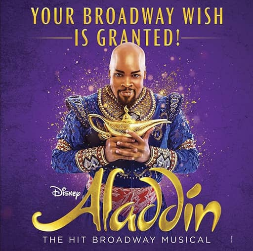 Aladdin Tickets NYC